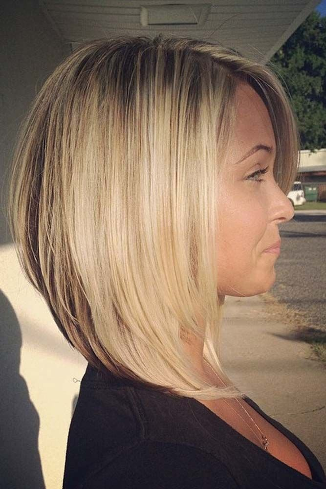 New 30 Inspiring Medium Bob Hairstyles Mob Haircuts For 2018 Ideas With Pictures