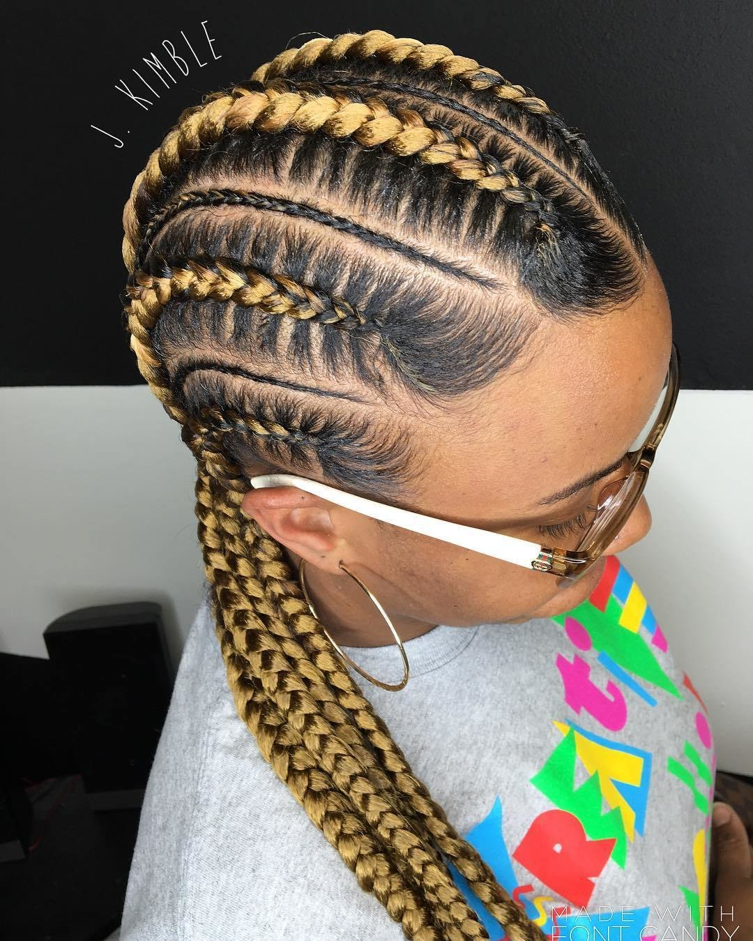 New 70 Best Black Braided Hairstyles That Turn Heads In 2017 Ideas With Pictures