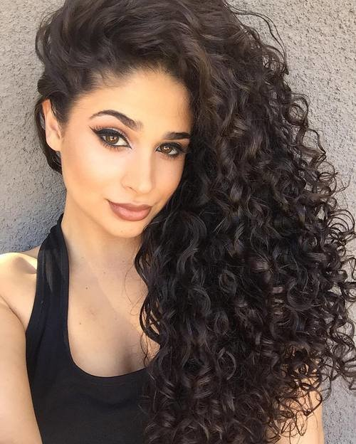 New 20 Hairstyles And Haircuts For Curly Hair Curliness Is Ideas With Pictures