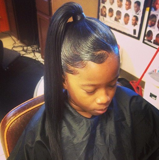 New African American Ponytail Hairstyles African American Ideas With Pictures Original 1024 x 768