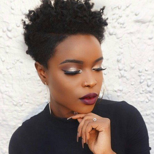 New Short Natural African American Hairstyles African Ideas With Pictures Original 1024 x 768