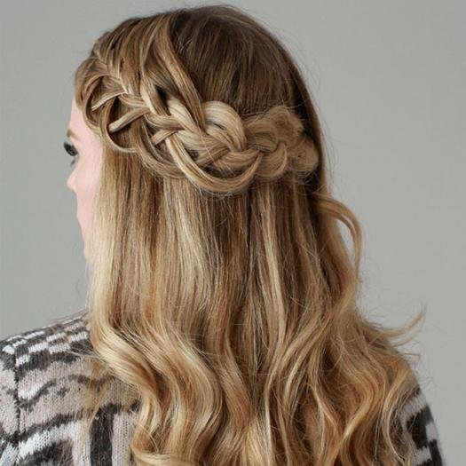 New Our Favorite Prom Hairstyles For Medium Length Hair More Com Ideas With Pictures