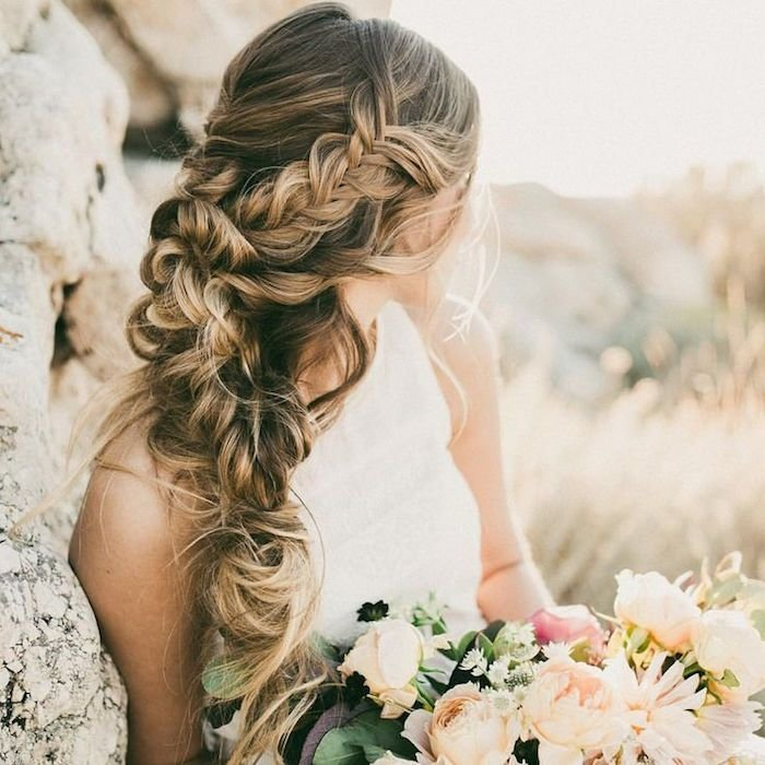 New Best Beach Wedding Hairstyles Tips And Ideas Everafterguide Ideas With Pictures
