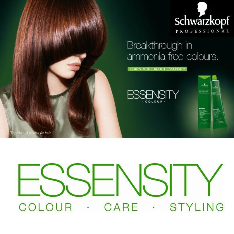 New Schwarzkopf Essensity Hair Color 60Ml Organic Permanent Ammonia Free Colour Ebay Ideas With Pictures