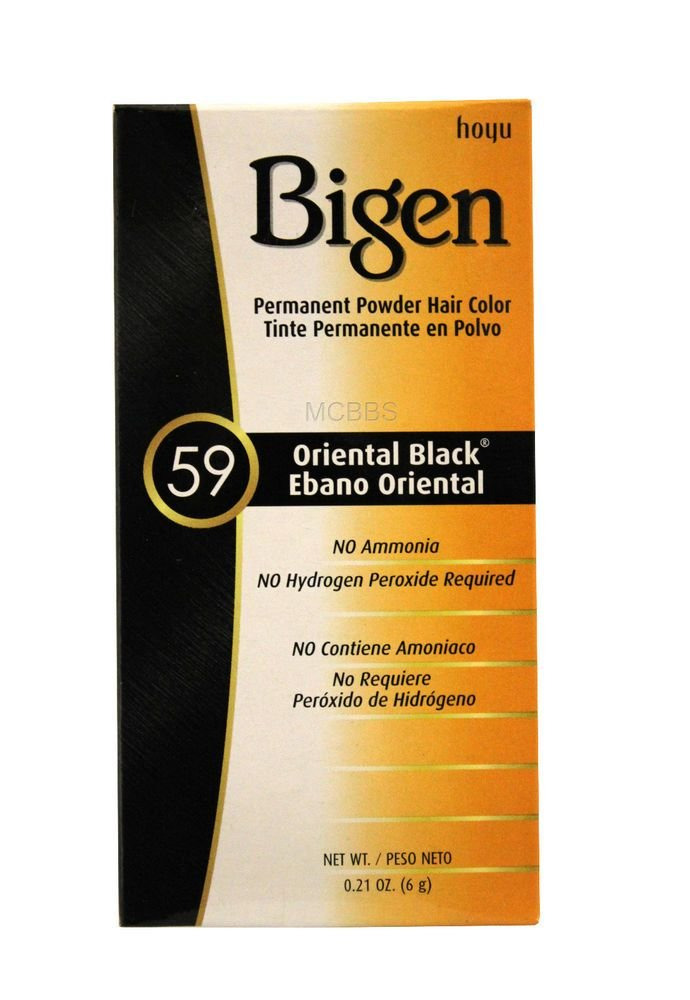 New Bigen Permanent Powder Hair Color 10 Colors Ebay Ideas With Pictures