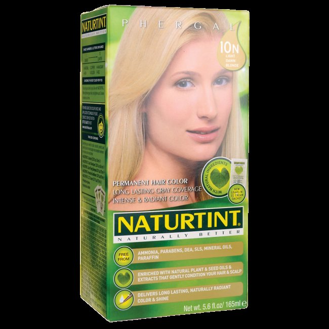 New Naturtint Permanent Hair Color 10N Light Dawn Blonde 1 Ideas With Pictures
