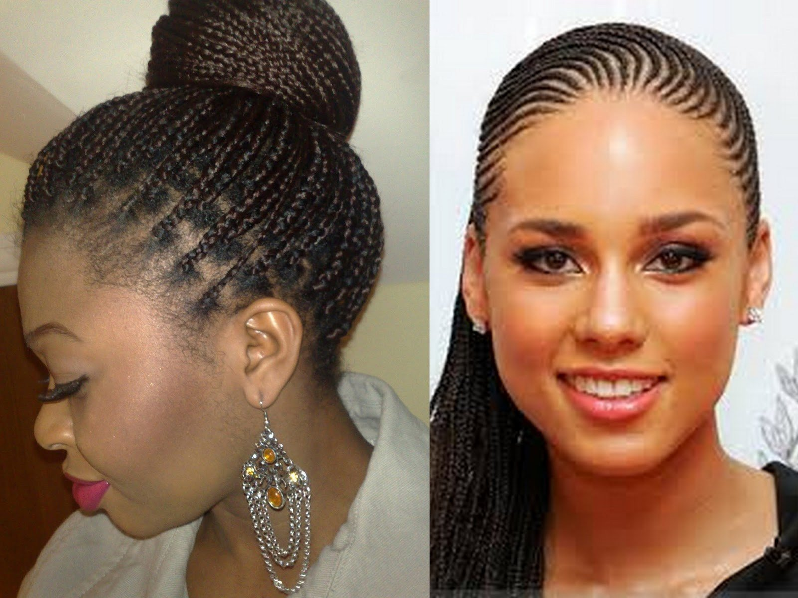 New 20 Most Beautiful Styles Of Ghana Braids Ideas With Pictures