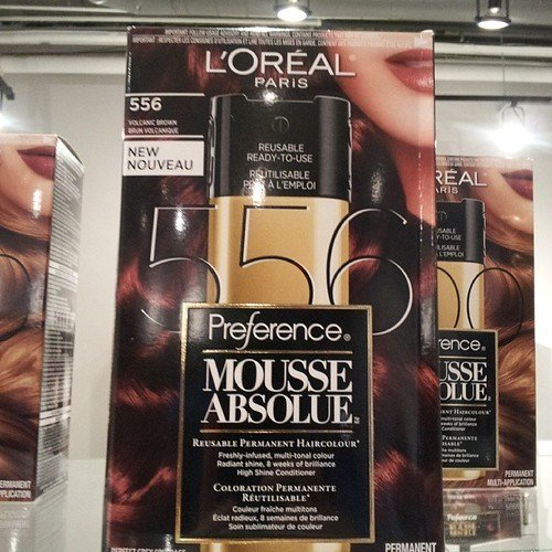 New Beauty Feature L Oreal Mousse Absolue Hair Colour Ideas With Pictures