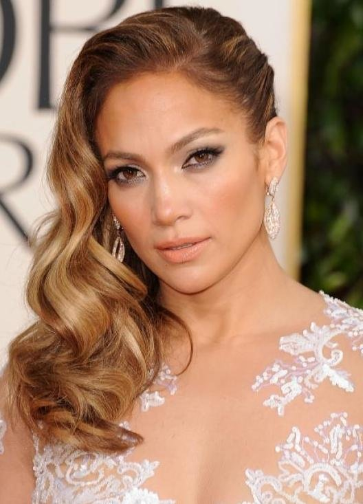 New Glamorous One Sided Hairstyles Fashionsy Com Ideas With Pictures