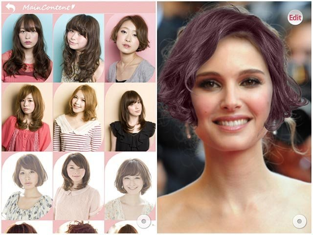 New 4 Top Free Hairstyle Apps For Iphone And Android Female Ideas With Pictures