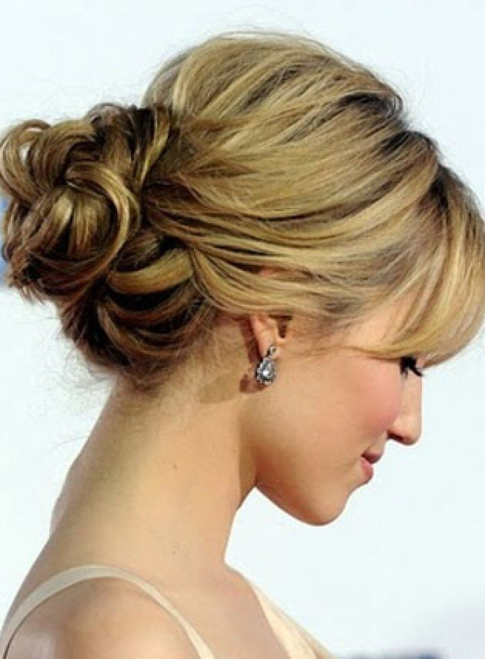 New Easy Updos For Long Hair Pictures Ideas With Pictures