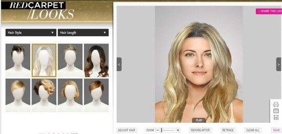 New 5 Free Websites To Try On Virtual Hairstyles Ideas With Pictures