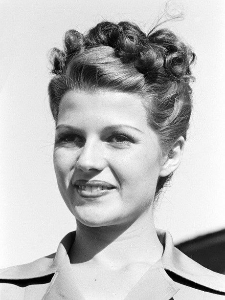 New 1940S Hairstyles For Long Hair Ideas With Pictures