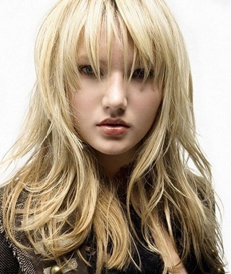 New Layered Haircuts For Long Thin Hair Ideas With Pictures