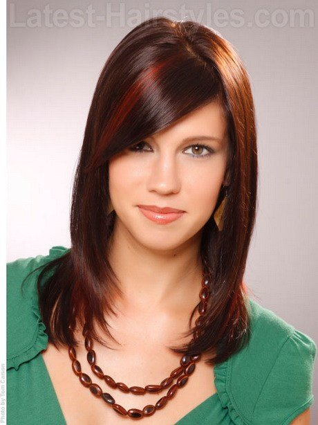 New Medium Length Haircuts For Teenage Girls Ideas With Pictures