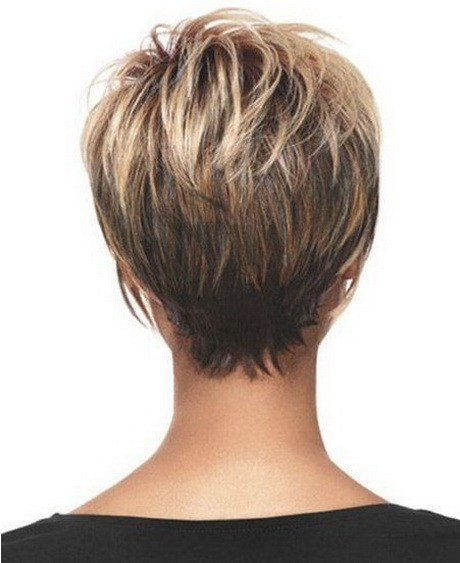New Short Pixie Haircuts Back Of Head Ideas With Pictures