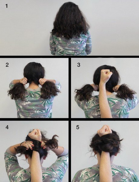 New 1 Minute Hairstyles Ideas With Pictures