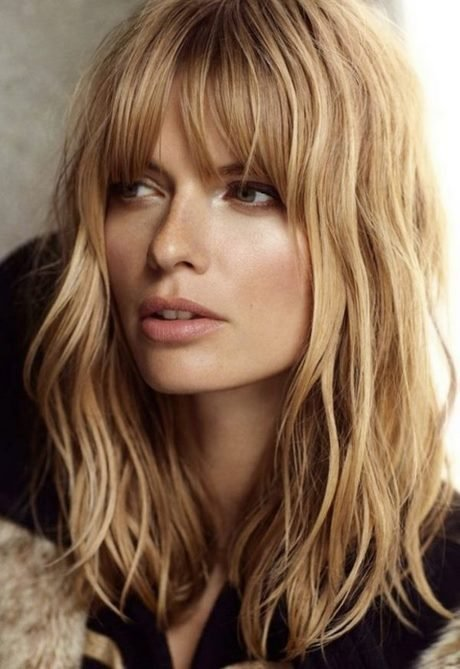 New Long Hairstyles With Bangs 2019 Ideas With Pictures