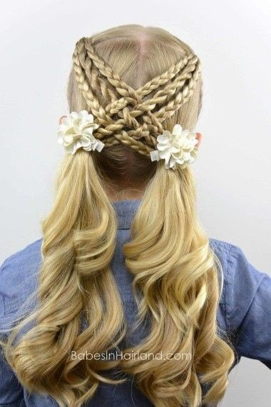New Cool Easy Hairstyles For Kids Ideas With Pictures
