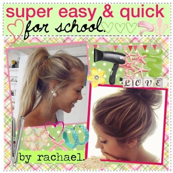 New 23 Beautiful Hairstyles For School Styles Weekly Ideas With Pictures