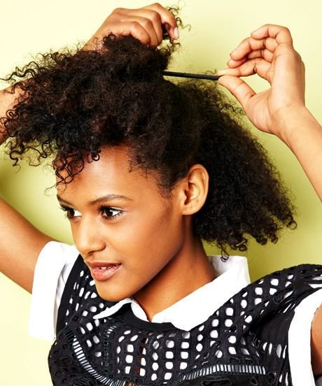 New Easy Natural Hairstyles For Transitioning Hair Ideas With Pictures