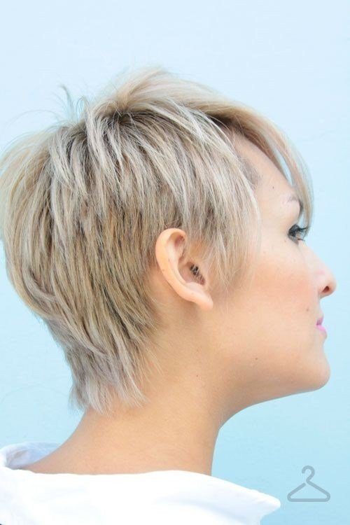 New Back View Short Haircuts For Women Haircuts Hairstyles 2018 Ideas With Pictures