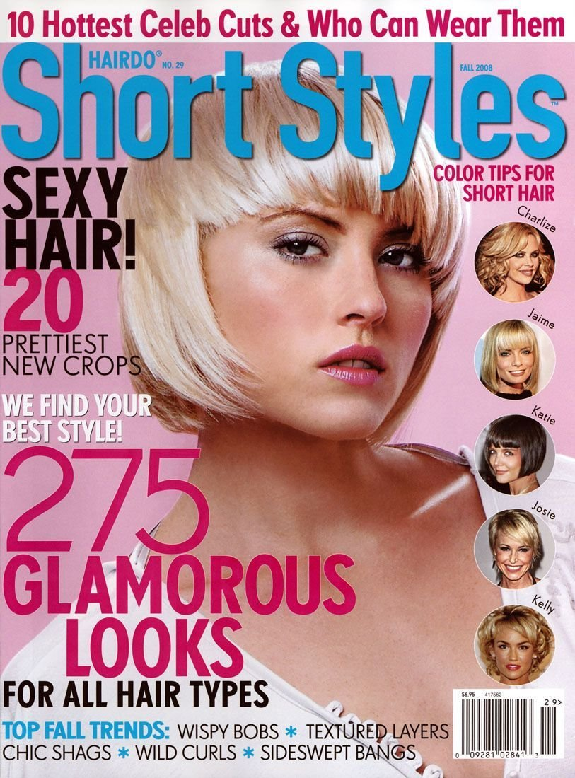 New Hair Magazines Short Hairstyles 2019 Ideas With Pictures