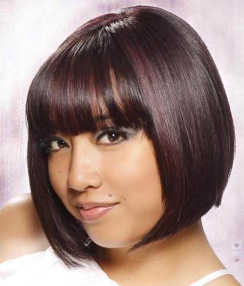 New 19 Fine Looking Short Hairstyles With Bangs – Pictures And Ideas With Pictures Original 1024 x 768
