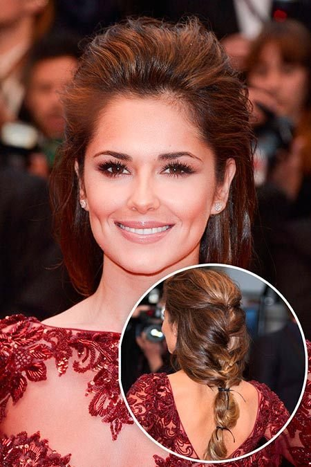 New Gorgeous Celebrity Braided Hairstyles To Wear On Your Ideas With Pictures