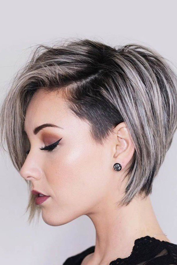 New Trending Hairstyles 2019 Short Layered Hairstyles Evesteps Ideas With Pictures