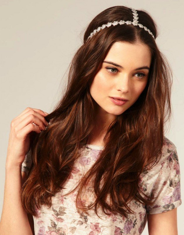 New 20 Pretty Hairstyles With Headbands Ideas With Pictures