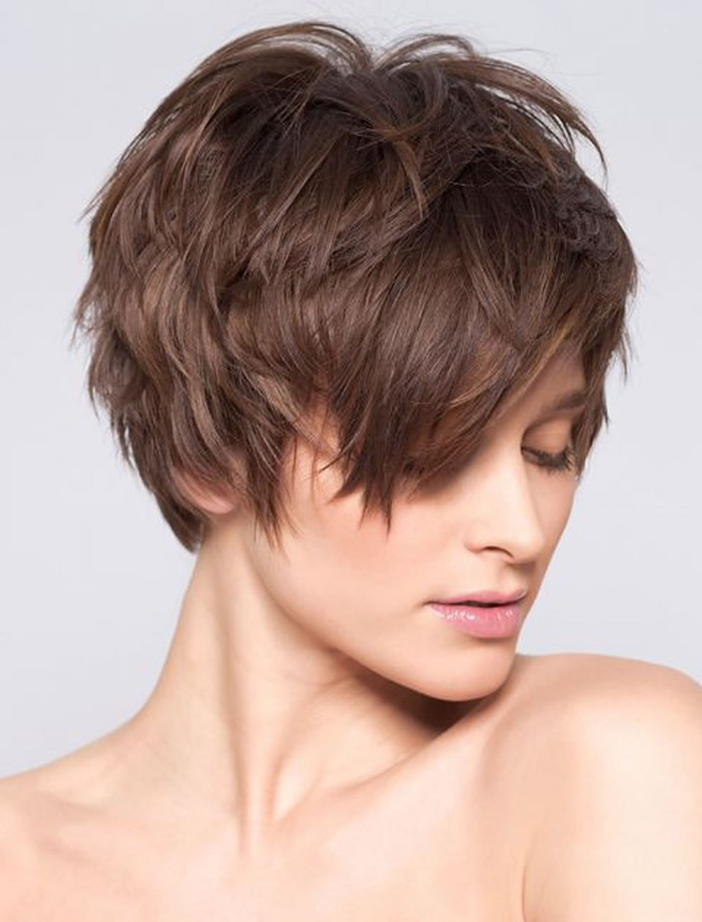 New Easy Hairstyles For Short Hair 2018 2019 Pixie Hair Cuts Ideas With Pictures