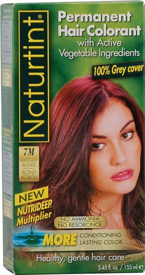 New Naturtint Hair Color 7M Mahogany Blonde Ebay Ideas With Pictures