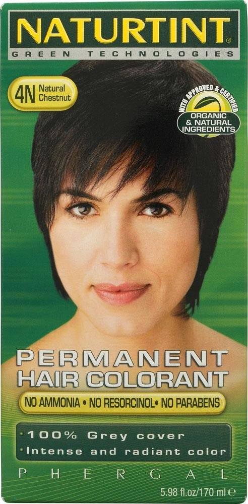 New Naturtint Hair Color 4N Natural Chestnut Ebay Ideas With Pictures