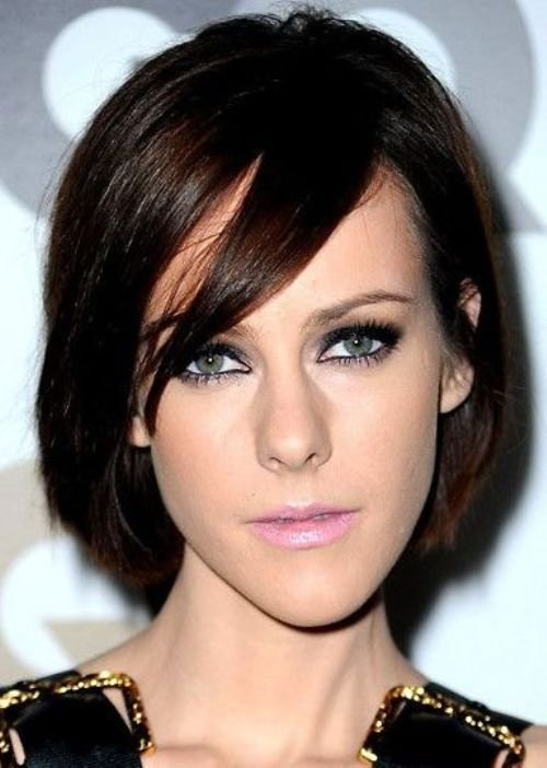 New 30 Best Hairstyles For Big Foreheads Herinterest Com Ideas With Pictures