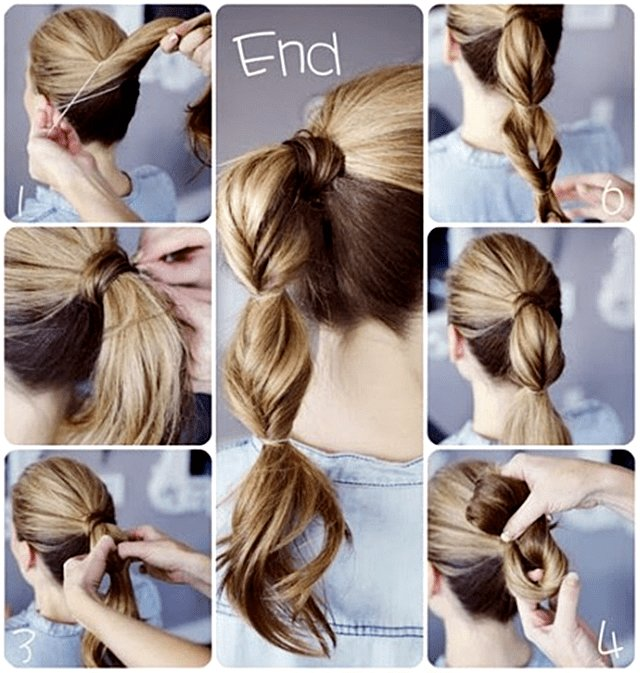 New Cute Easy Quick Hairstyle Pictures Photos And Images For Ideas With Pictures