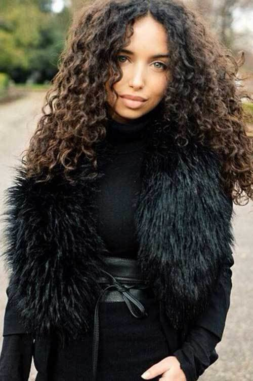 New 34 New Curly Perms For Hair Hairstyles Haircuts 2016 2017 Ideas With Pictures