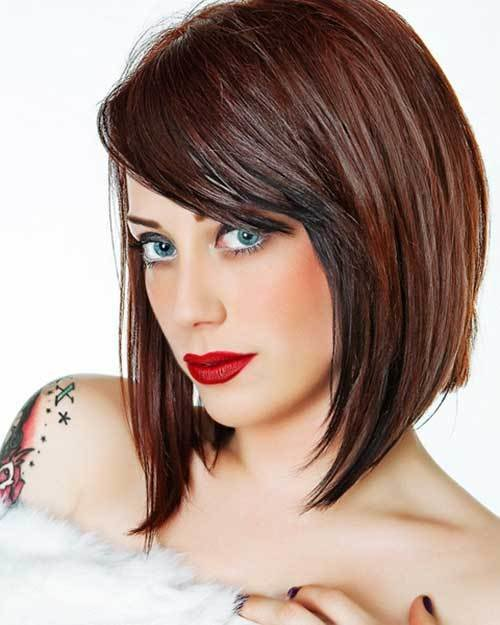 New 15 Thick Medium Length Hairstyles Hairstyles Haircuts Ideas With Pictures