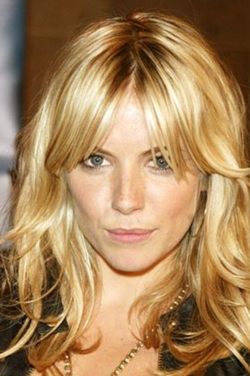 New 15 Lovely Hairstyles With Long Bangs Hairstyles Ideas With Pictures