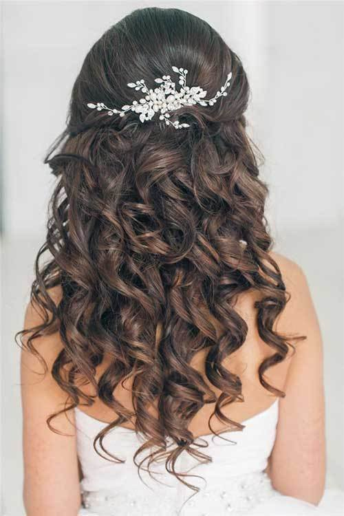 New 20 Down Hairstyles For Prom Hairstyles Haircuts 2016 Ideas With Pictures