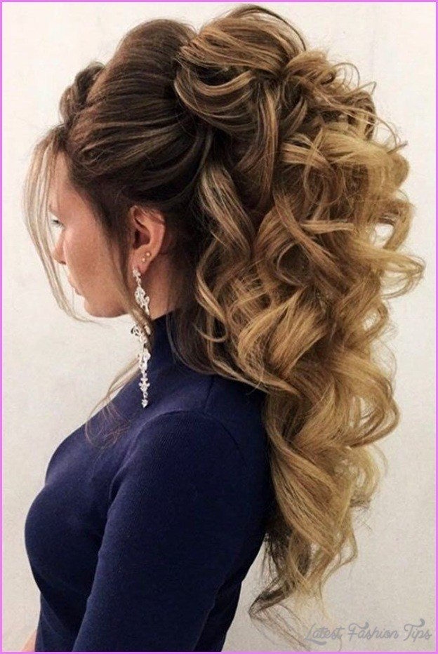 New Bridesmaids Hairstyles Latestfashiontips Com Ideas With Pictures