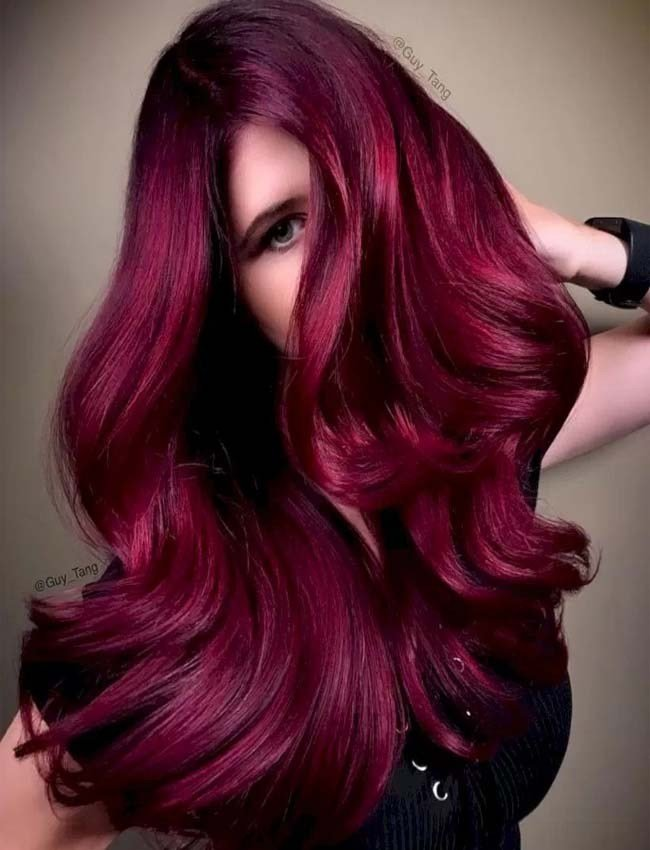 New 48 Cool Hair Color Ideas For 2018 Modren Villa Ideas With Pictures