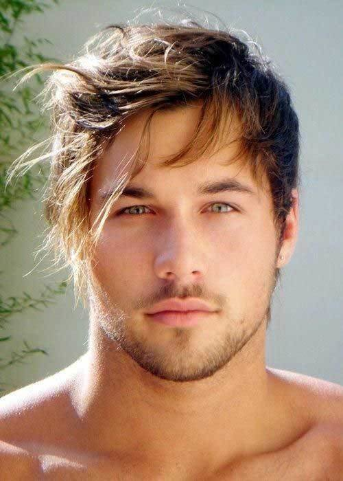 New 15 Hairstyles For Men With Long Faces Mens Hairstyles 2018 Ideas With Pictures