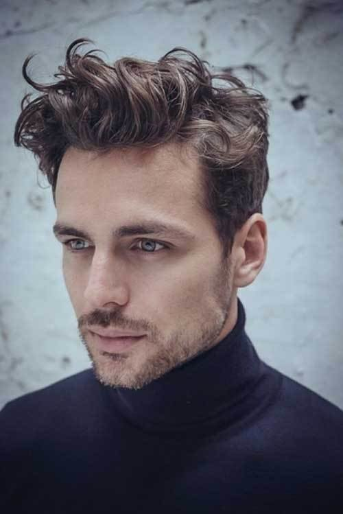 New 20 Mens Messy Hairstyles Mens Hairstyles 2018 Ideas With Pictures