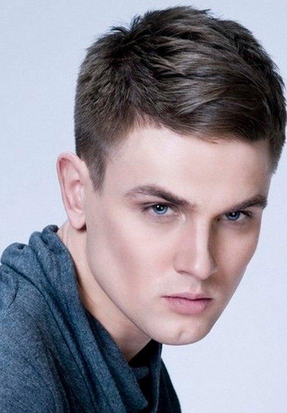 New Mens Short Hairstyles Ideas With Pictures