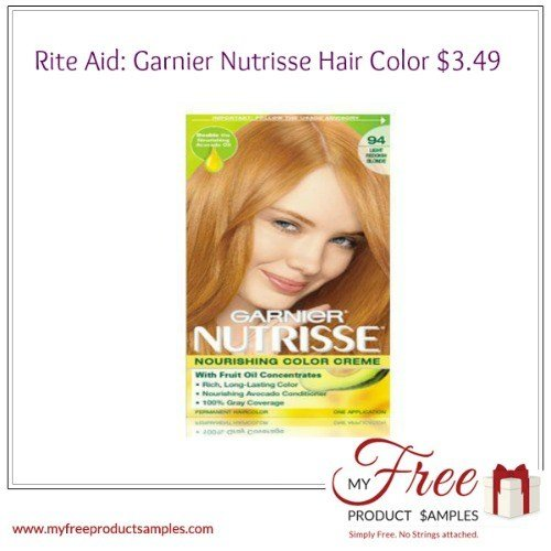 New Rite Aid Garnier Nutrisse Hair Color 3 49 Ideas With Pictures