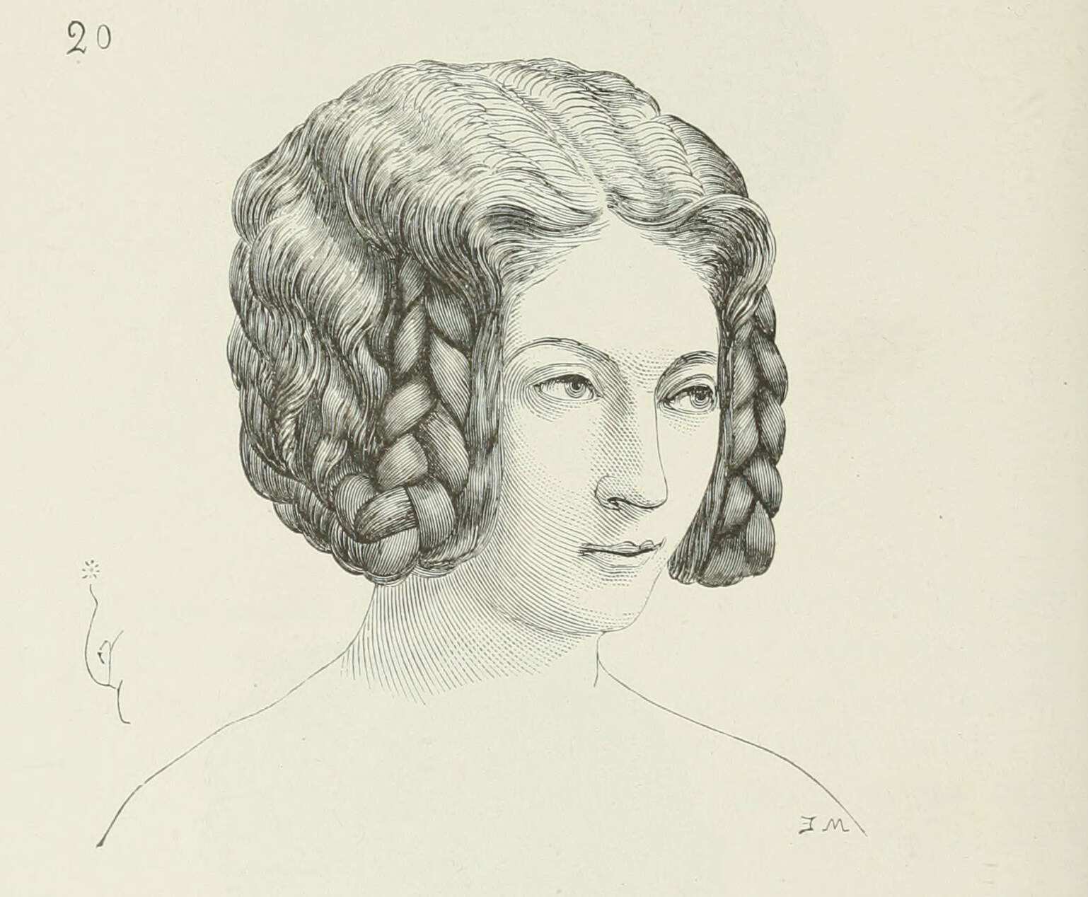 New Fourteenth Century Hairstyle – Old Book Illustrations Ideas With Pictures