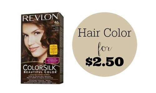 New Revlon Coupon Colorsilk Hair Color Southern Savers Ideas With Pictures