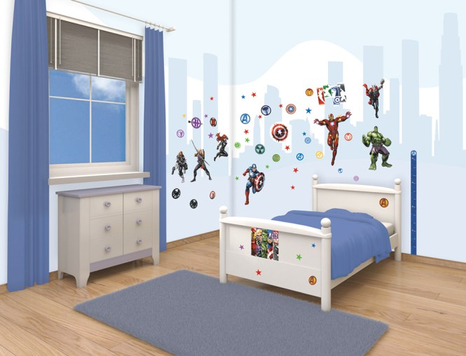 Mickey Mouse Room Decor Kit Minnie For Children S Cafemomonh Home Design Magazine