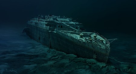 real underwater titanic pictures. Perfect Underwater The Expedition Of A Lifetime US To See The Real Titanic Of A  Us Asdturnsone RMS Pictures  With Underwater O